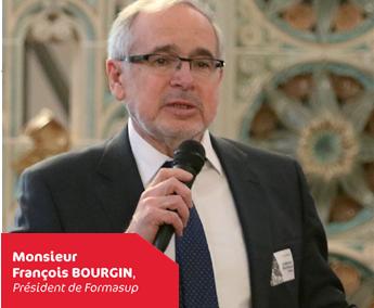 François Bourgin - Cappsup 2015 Président de Formasup Nord-Pas de Calais